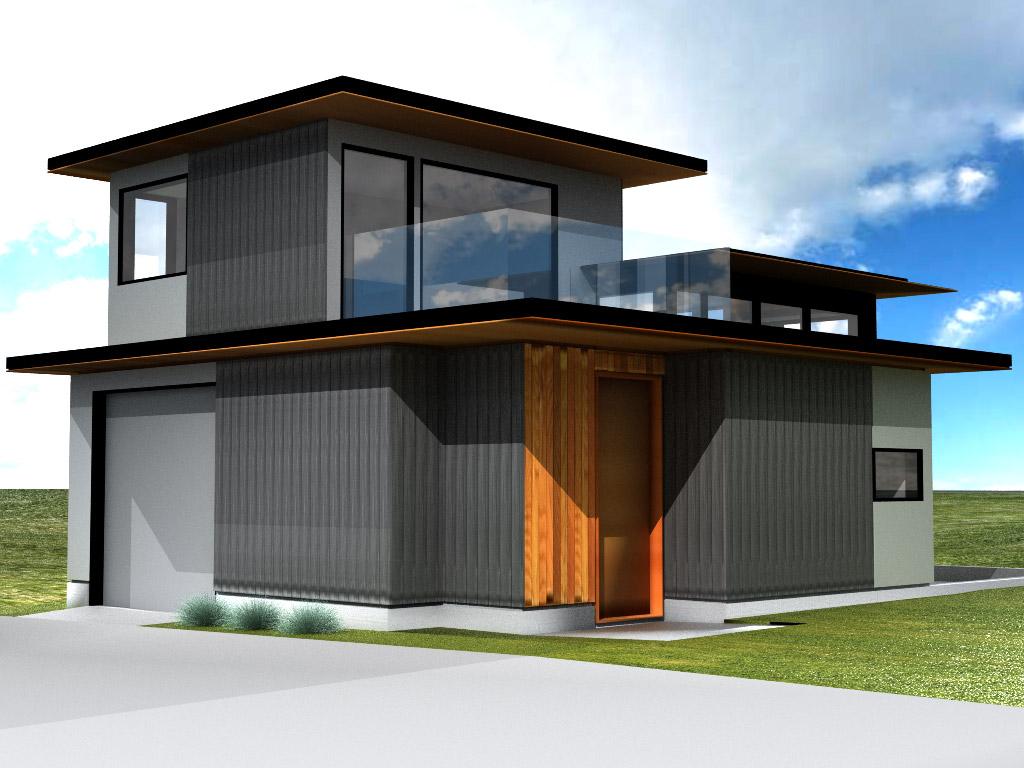 Graham Barron Design Inc Pender Laneway House Vancouver